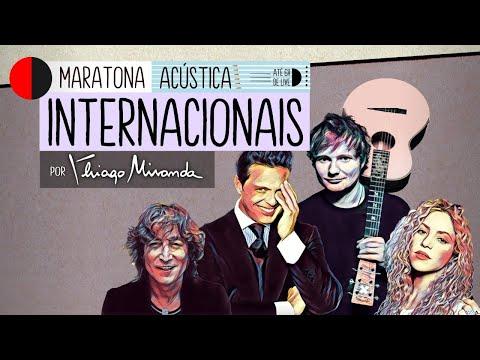 Live Maratona Acústica INTERNACIONAIS por Thiago Miranda! #LiveDoMiranda #FiqueEmCasa