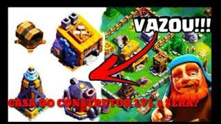 CASA DO CONSTRUTOR NÍVEL 8 NO CLASH OF CLANS