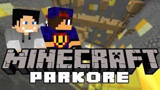 Minecraft Parkour: ParkOre - Ale Jak Zero Punktów? [1/2] w/ GamerSpace