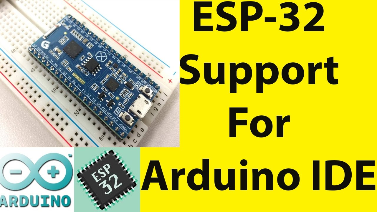 NANO32 ESP32 IoT Development Board - Robu in   Indian Online Store