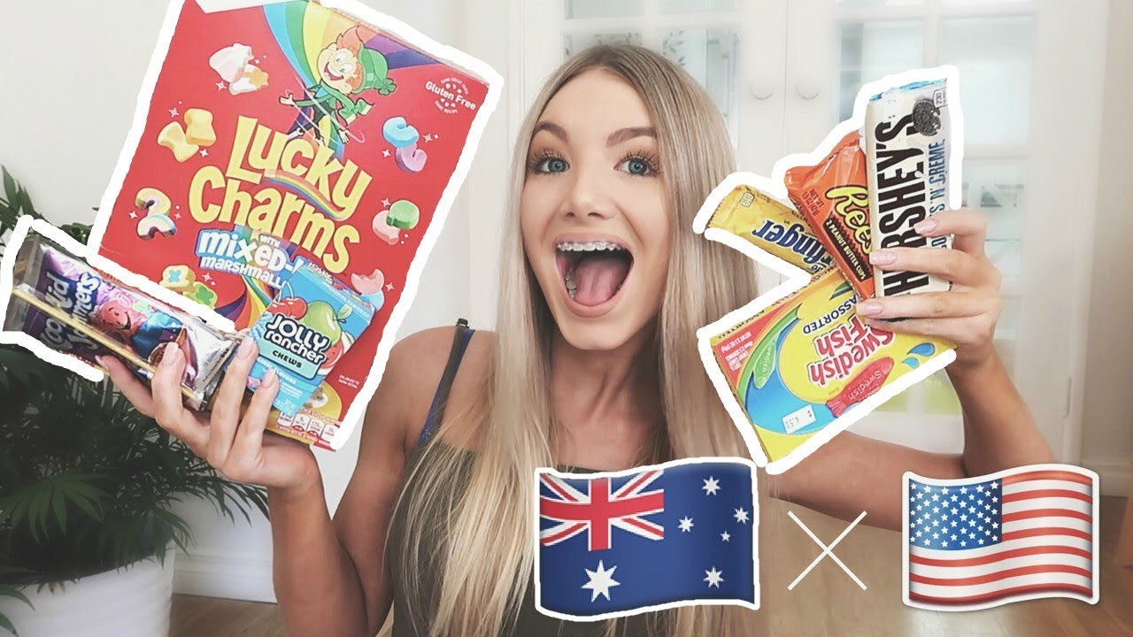Australian dating american girl
