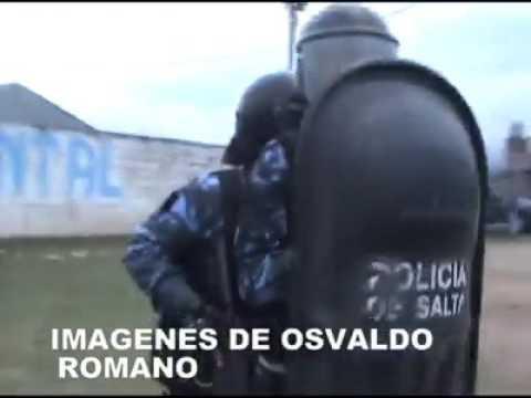 Descomunal batahola en un partido en Rosario de Lerma terminó con heridos y detenidos