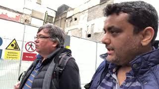 Speaking Esperanto with Lorcán
