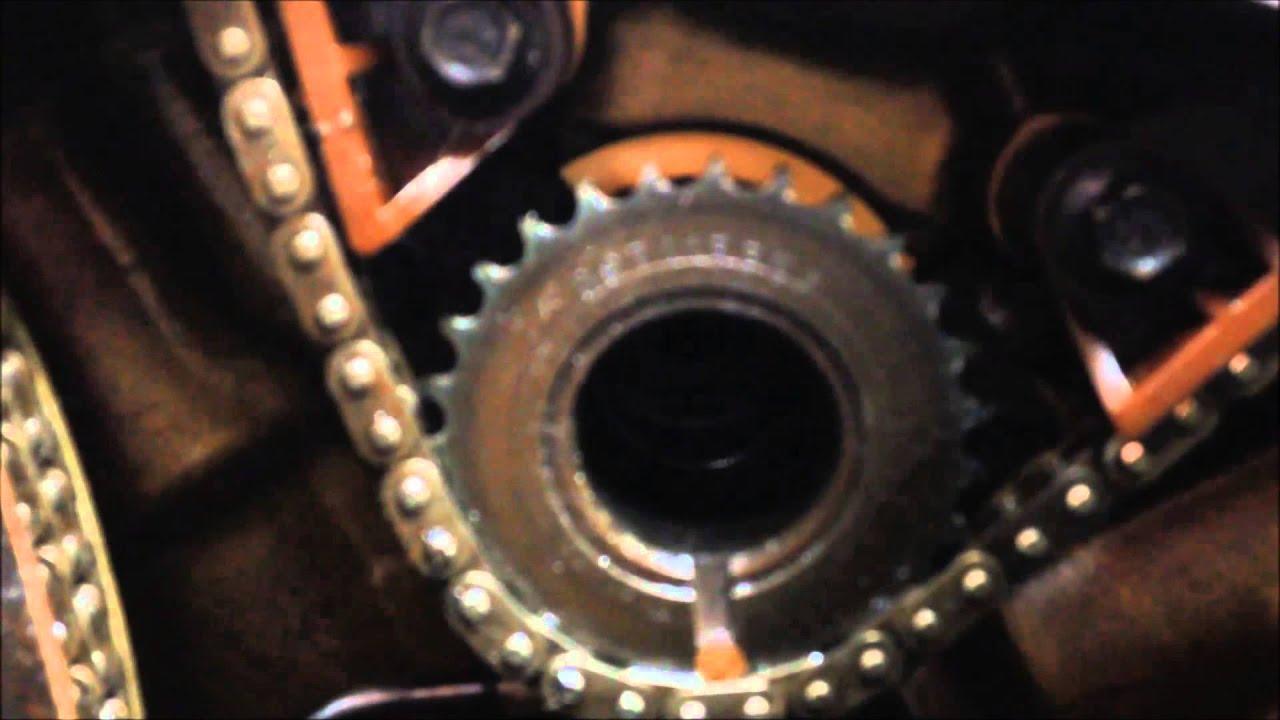 2001 oldsmobile intrigue timing chan repair pt 1 [ 1280 x 720 Pixel ]