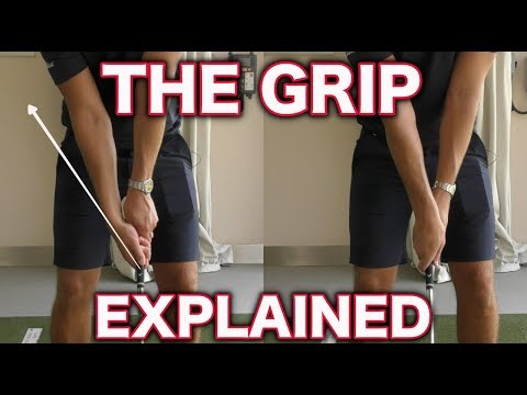 the-golf-grip-explained