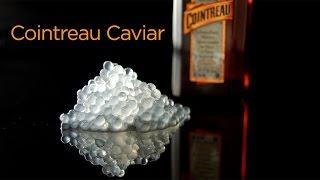 Molecular Gastronomy: Basic Spherification to Make Caviar
