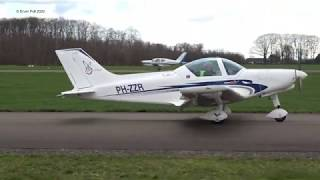 PH-ZZR Alpi Aviation Pioneer 300 Kite Teuge Airport Holland 4-03-2020