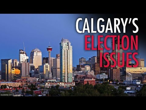 No debate on fiscal restraint as Calgary civic election kicks off