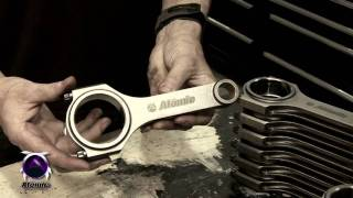 Atomic Performance Products - XR6T High Performance Conrods
