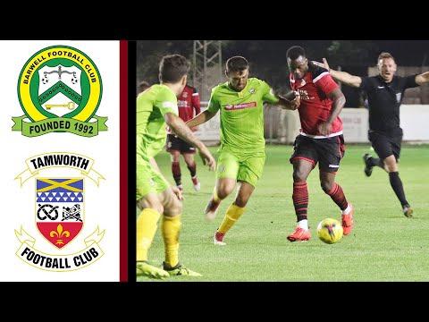 Barwell FC Vs. Tamworth FC Match Highlights