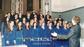 Associação Canto Coral Porto Alegre - CD completo - 2000