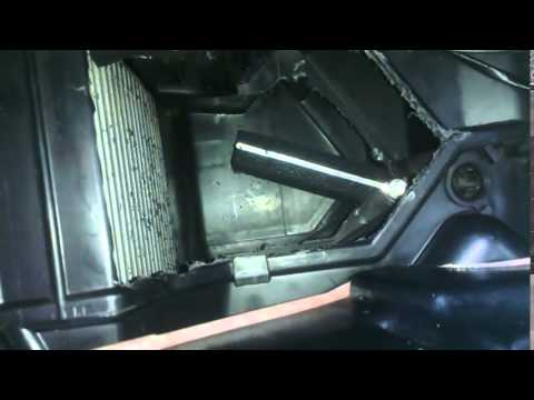 Wj Wg Jeep Grand Cherokee Blend Doors Replacement Youtube