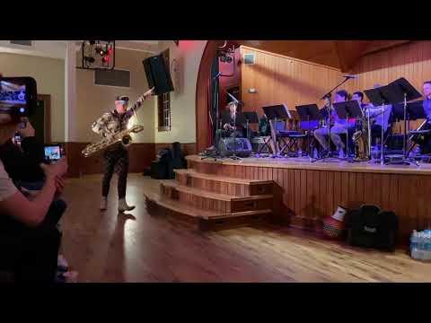 Kyle Athayde Dance Party - Menah Menah (Feat. Leo Pellegrino) - Sitka Jazz Festival 2019
