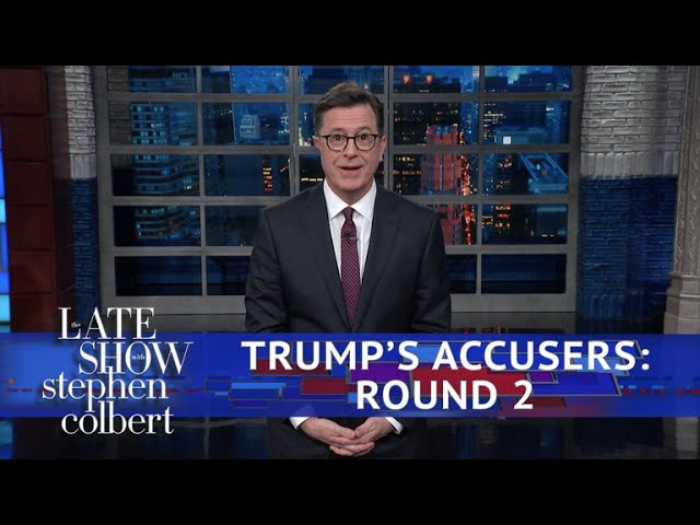 Trump Called His Sexual Assault Accuser The C Word