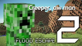 Roblox | FE2 Map Test: creeper, aww man (On Stream)