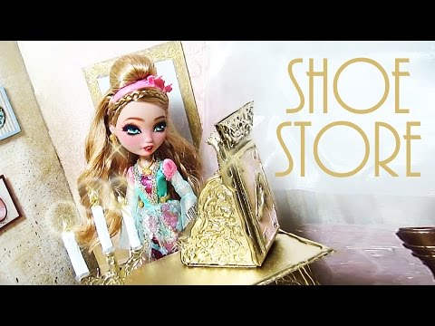 Ashlynn Ella's Shoe Store EVER AFTER HIGH