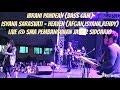 IBRANI PANDEAN  BASS CAM     HEAVEN  BY AFGAN  ISYANA   RENDY  WITH ISYANA SARASVATI LIVE   SIDOARJO