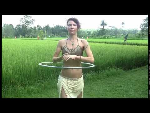 Hula Hoop Dance Tutorial: Warm Ups With Anah Reichenbach (Part One)