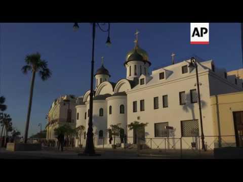 Orthodox Patriarch Kirill leads Mass in Cuba