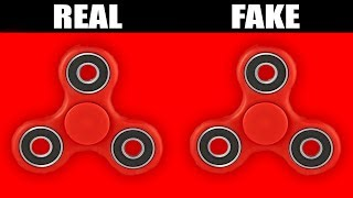 Dont Buy Fidget Spinners In Stores  (warning)