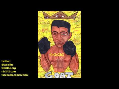 """Muhammad Ali: """"MOOR Than A Boxer, A Tribute To THE GREatest..."""" #ThaArtivistThINks"""