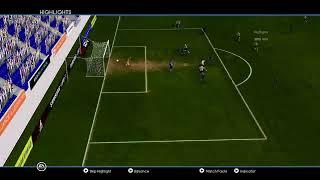 Футбол Англия Лестер Фулхэм 30 11 2020