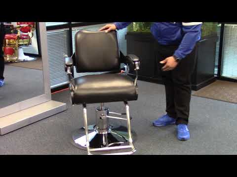 CHICAGO Heavy Duty Salon Styling Chair By AGS Beauty