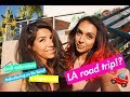 How To Plan a Perfect Road Trip to Los Angeles (L.A ROAD TRIP VLOG)