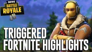 Triggered!! - Fortnite Battle Royale Highlights - Ninja thumbnail