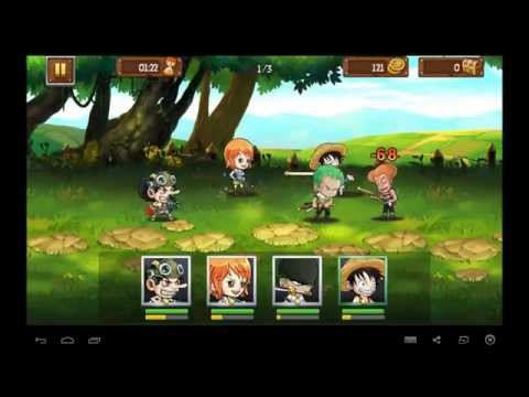 Mugiwara Chase android game first look gameplay español