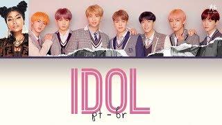 BTS - IDOL Feat. Nicki Minaj (TRADUÇÃO | LEGENDADO PT-BR) | KPOP BRASIL