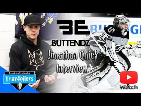 Buttendz: Jonathan Quick | Interview W/ Rob LaLonde [HD]