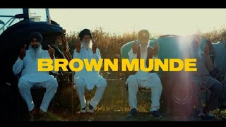 BROWN MUNDE - AP DHILLON | GURINDER GILL | SHINDA KAHLON | GMINXR