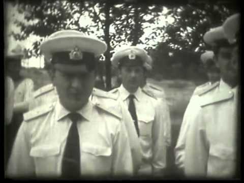 Paldiski, the  day of  Soviet  Navy 1985 Палдиски