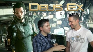 Deus Ex: Mankind Divided - Game Producers Interview!