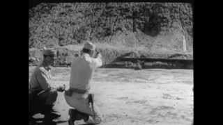 KILL OR GET KILLED Colonel Rex Applegate Point Shooting Instructional Film --- GCT TV/US Army