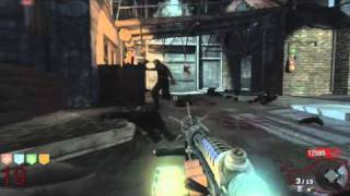 Black Ops Zombies: Der Riese - Live Commentary - Part 7 - Attempt 1