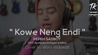 Kowe neng Endi - Woro Widowati | Live Perform Sampling  Yamaha Set 313