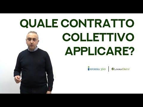 Quale contratto collettivo applicare?