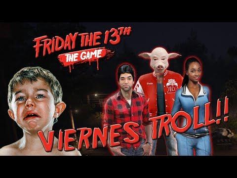 FRIDAY THE 13th | TROLLEOS CON LA FAMILIA CORVUS CLAN | VIERNES 13 ESPAÑOL