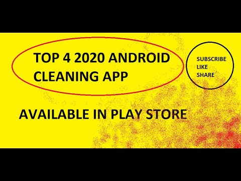 Top 4 Best Android Cleaning App 2020 || Cleaning & Sequrity Apps For Your Android