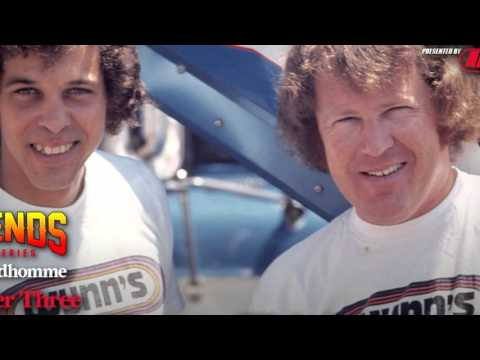 "LEGENDS THE SERIES - THE LEGEND OF DON ""THE SNAKE"" PRUDHOMME"