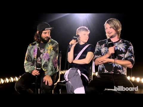 Robyn & Röyksopp 'Do It Again' Billboard Interview