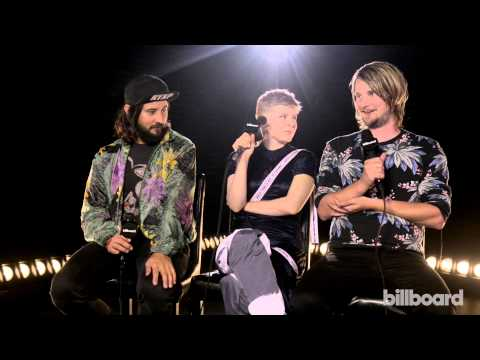 Robyn & Röyksopp 'Do It Again' Billboard Interview