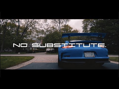 NO SUBSTITUTE. | Shot w/ Sony A6300 | WERQSHOP