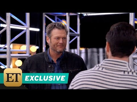 EXCLUSIVE: Blake Shelton Talks About Proposing to Gwen Stefani on 'The Voice'