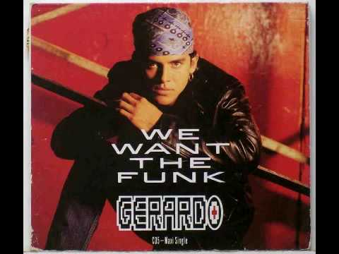 we want the funk gerardo youtube. Black Bedroom Furniture Sets. Home Design Ideas