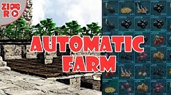 How to make an Automatic Farm in ARK Survival Evolved | S+ Structures