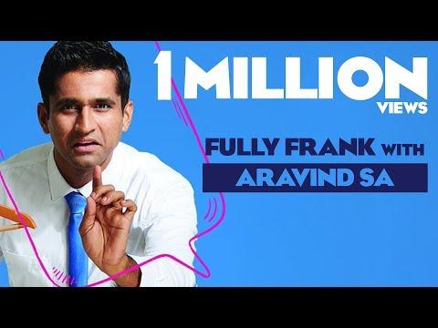 Fully Frank with Aravind aka SA    Fully Filmy