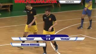 20171223 Slavia Femida Goals